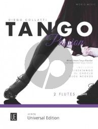 Tango Passion 2 Flutes (edited by Diego Collatti)