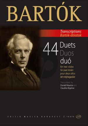 44 Duets 2 Violas (Maurice/Bigelow)