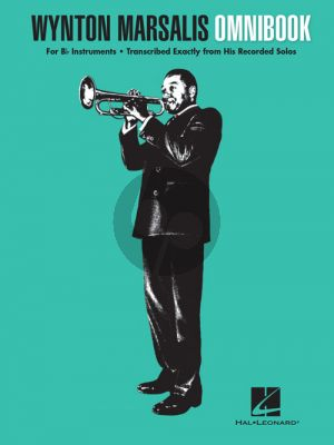 Wynton Marsalis – Omnibook for B-flat Instruments