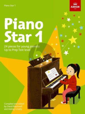 ABRSM Piano Star Vol.1