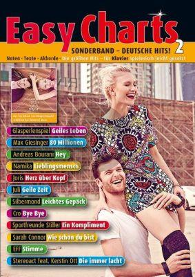 Easy Charts Sonderband Deutsche Hits! Vol.2