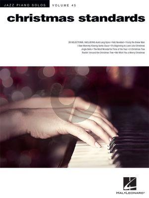 Christmas Standards (Jazz Piano Solos Series Vol.45)