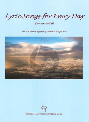 Verdell - Lyric songs for every day