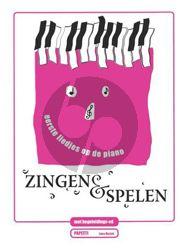 Lupa Zingen en Spelen (Eerste liedjes op de Piano) (Bk-Cd)