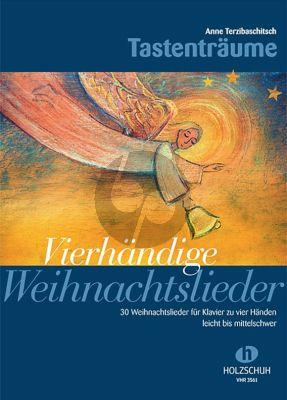 Terzibaschitsch Vierhändige Weihnachtslieder