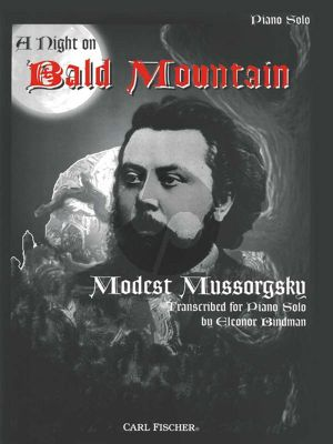 Mussorgsky A Night On Bald Mountain Piano solo