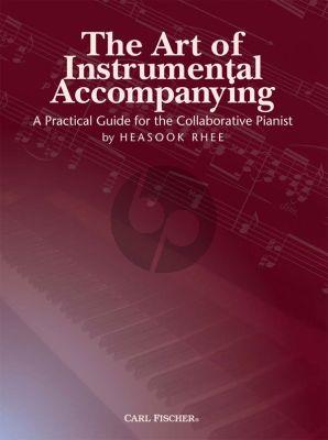 Rhee The Art of Instrumental Accompanying