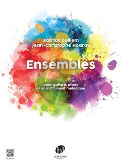 Guillem-Hoarau Ensembles Guitare-Piano et un Instrument mélodique