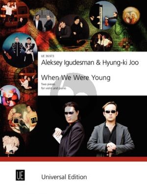 Igudesman-Joo When We Were Young for Violin and Piano
