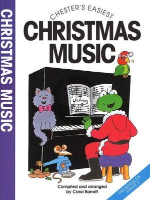 Barratt Chester's Easiest Christmas Music Piano solo