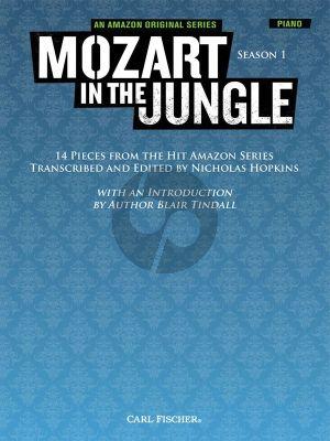 Mozart in the Jungle Piano solo (arr. Nicholas Hopkins)