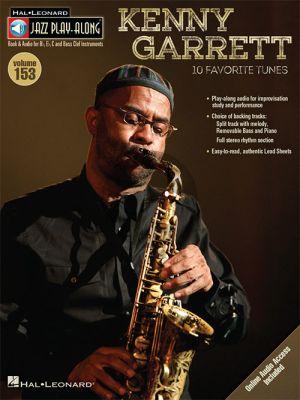 Kenny Garrett 10 Favorite Tunes (Jazz Play-Along Series Vol.153)