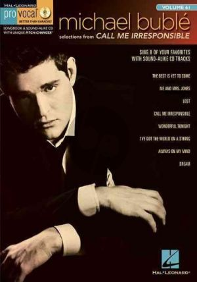 Buble Call Me Irresponsible (Pro Vocal Men's Edition Vol.61)