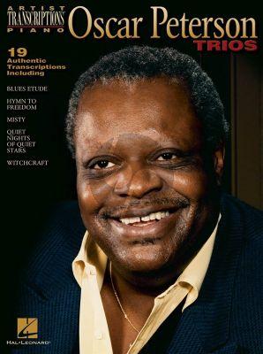 Oscar Peterson Trios Artist Transcriptions Piano