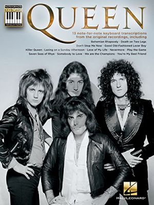 Queen Note-for-Note Keyboard Transcriptions