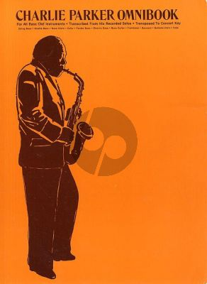 Charlie Parker Omnibook for all Bass Clef Instruments
