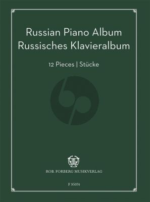 Russian Piano Album