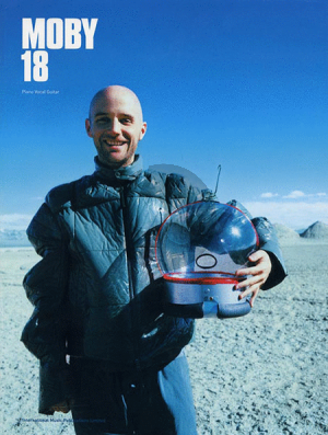 Moby 18 Piano-Vocal-Guitar