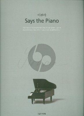 Yiruma - Says the Piano Piano solo