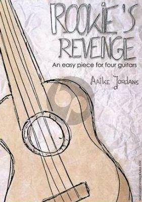Jordans Rookie's Revenge (Ragtime) 4 Guitars