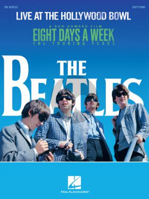 The Beatles – Live at the Hollywood Bowl Easy Piano