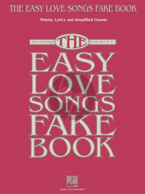 The Easy Love Songs Fake Book