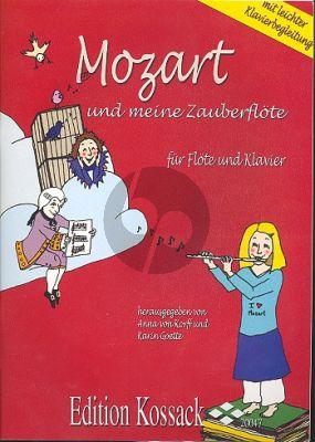 Mozart und meine Zauberflote
