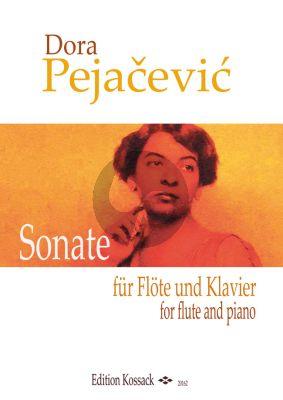 Pejacevic Sonata slave Op.43 Flute-Piano (edited by Ivana Zahirovic)