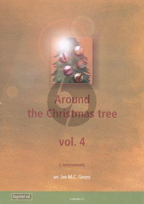 Geuns Around the Christmas Tree Vol.4 (3 C Instr.) (Score)