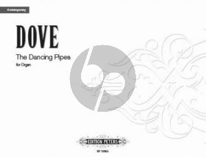 Dove Dancing Pipes for Organ