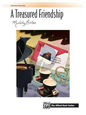 Bober A Treasured Friendship Piano 4 hds.