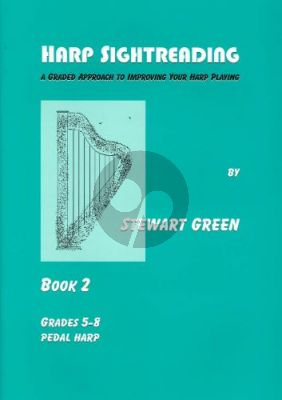 Green Harp Sightreading Book 2