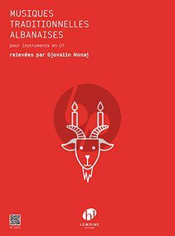 Nonaj Musiques traditionnelles albanaises C instr.