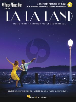 Hurwitz La La Land (Music from the Motion Picture Soundtrack) (Music Minus One) (Book with Audio online)