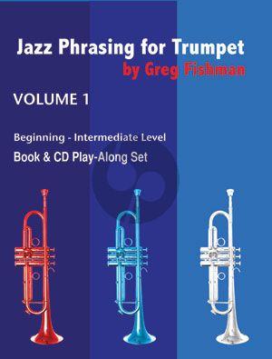 Fishman Jazz Phrasing for Trumpet Vol.1 (Bk-Cd)