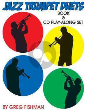 Fishman Jazz Trumpet Duets (Bk-Cd)