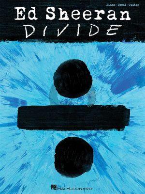 Sheeran Divide Piano-Vocal-Guitar