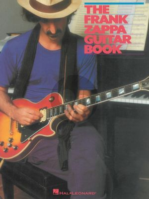 The Frank Zappa Guitar Book (Transcribed by and Featuring an Introduction by Steve Vai)