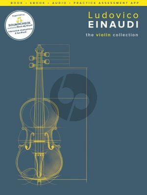 Einaudi The Violin Collection (8 Pieces) (Book with online Media)