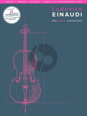 Einaudi The Cello Collection (8 Pieces) (Book with online Media)