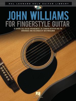 John Williams for Fingerstyle Guitar (arr. Ben Woolman) (Bk-Cd)