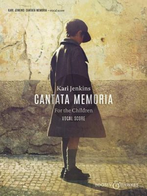 Jenkins Cantata memoria Soloists-young voices-mixed chorus and orchestra Vocal Score