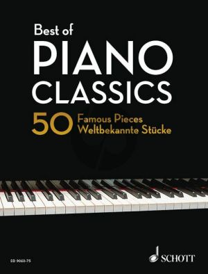 Best of Piano Classics (50 Famous Pieces) (arr. H.G.Heumann) (Hardcover)