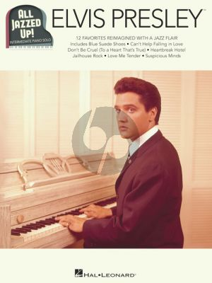 Elvis Presley – All Jazzed Up! Piano solo