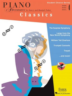 Piano Adventures: Classics - Level 4