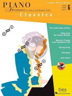 Piano Adventures: Classics - Level 6