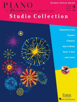 Faber Piano Adventures: Studio Collection -Level 2 (Student Choice Series)