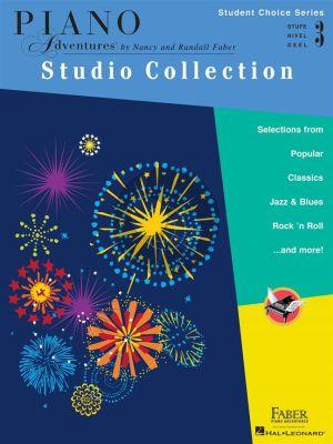 Piano Adventures: Studio Collection -Level 3