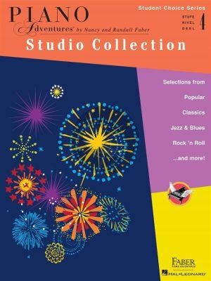 Piano Adventures: Studio Collection -Level 4