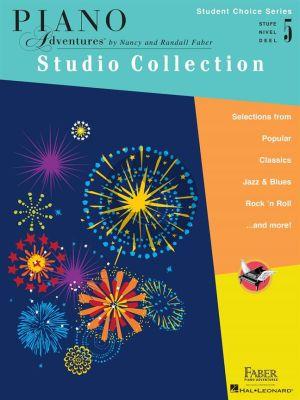 Piano Adventures: Studio Collection -Level 5